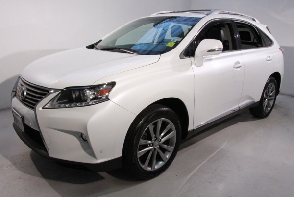 2015 Lexus RX Hybrid Prices, Reviews and Pictures | U.S. News ...