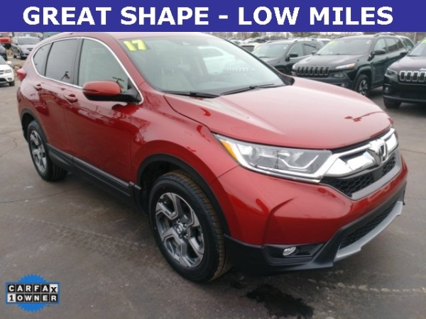 2017 Honda CR-V in Pinckney, MI