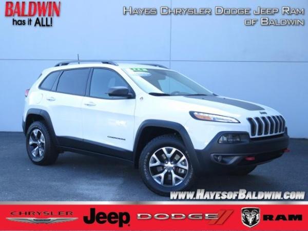 2017 Jeep Cherokee in Baldwin, GA