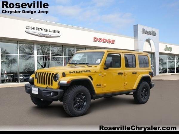 2019 Jeep Wrangler in Roseville, MN