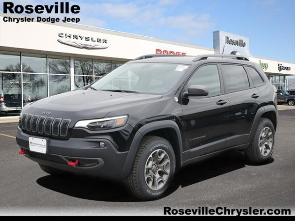 2020 Jeep Cherokee in Roseville, MN