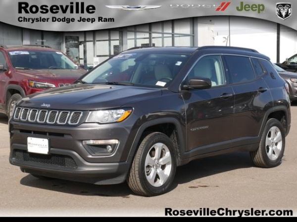 2019 Jeep Compass in Roseville, MN