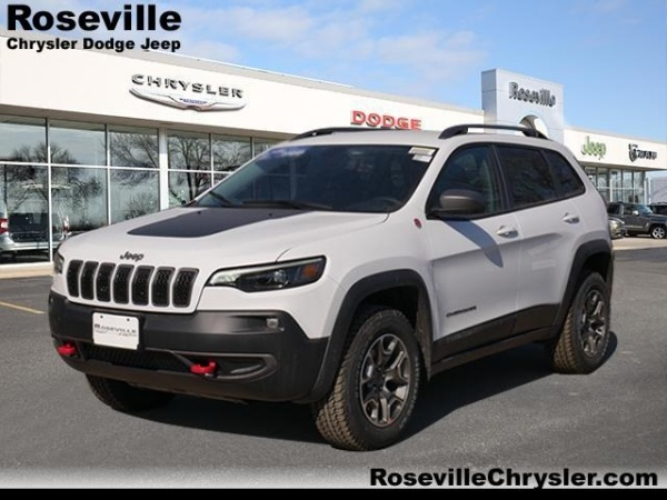 2020 Jeep Cherokee in Roseville, MN