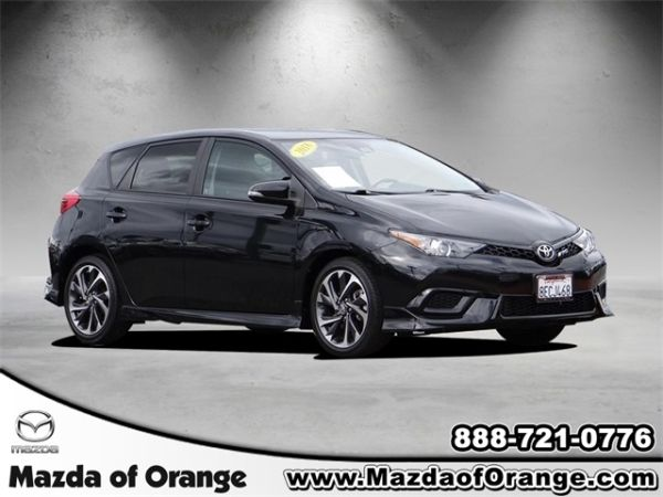 2018 Toyota Corolla iM in Orange, CA