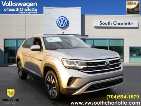2020 Volkswagen Atlas Cross Sport in Charlotte, NC