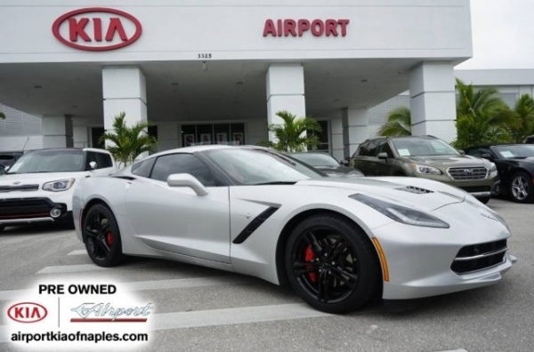2016 Chevrolet Corvette in Naples, FL