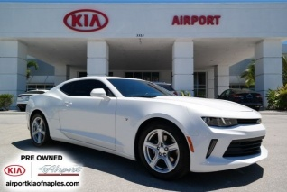 2016 Chevrolet Camaro Lt With 1lt Coupe For In Naples Fl