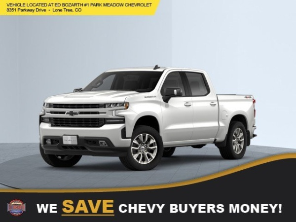2019 Chevrolet Silverado 1500 in Lone Tree, CO