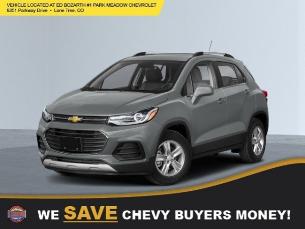 2020 Chevrolet Trax in Lone Tree, CO