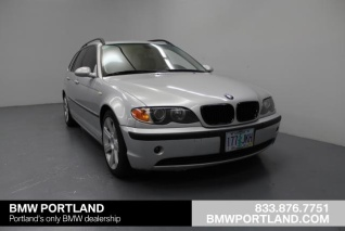 Used 2003 BMW 3 Series 325i Sport Wagon For Sale In Portland OR