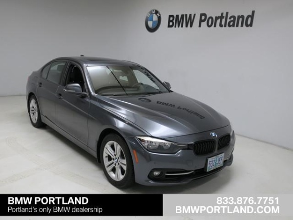 2016 BMW 3 Series in Portland, OR