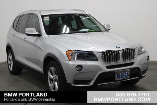 2011 BMW X3 in Portland, OR