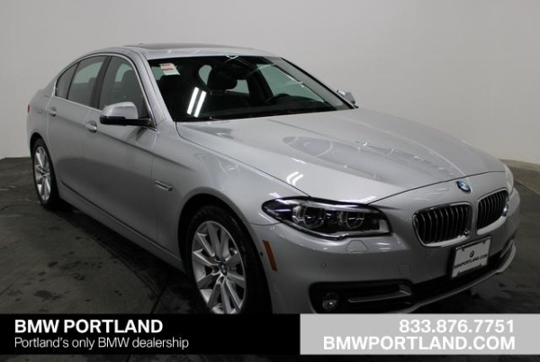 2016 BMW 5 Series in Portland, OR