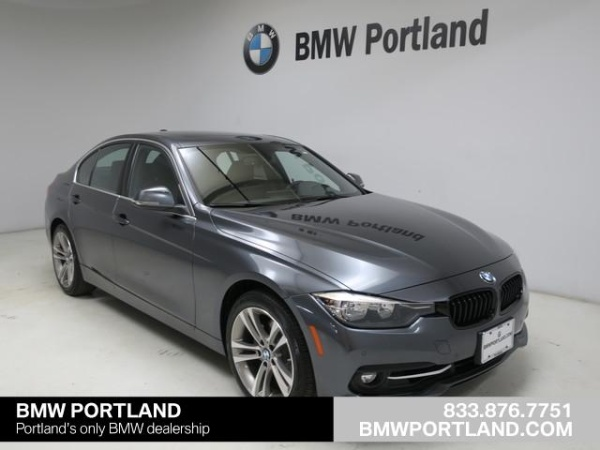 2017 BMW 3 Series in Portland, OR