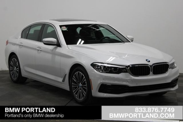2019 BMW 5 Series in Portland, OR