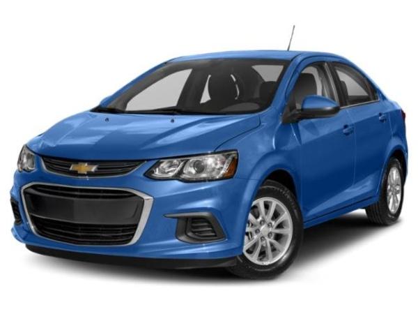 2020 Chevrolet Sonic