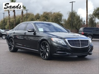 2016 Mercedes Benz S Cl 550 Sedan Rwd For In Glendale