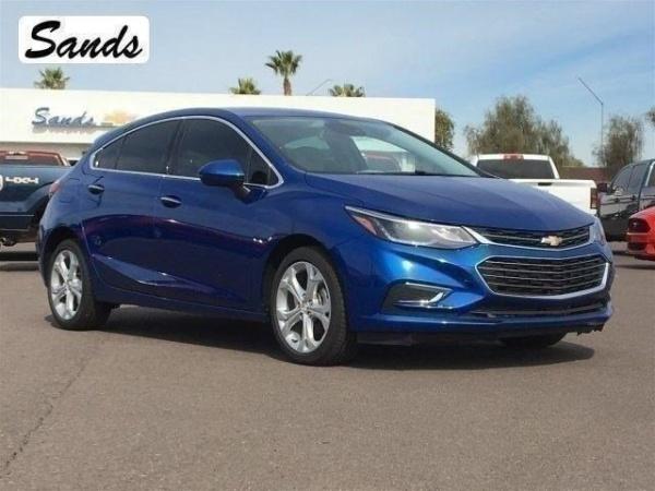 2018 Chevrolet Cruze in Glendale, AZ