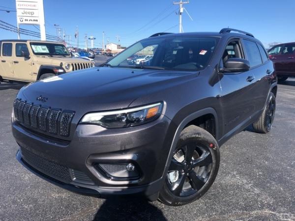 2020 Jeep Cherokee in Branson, MO