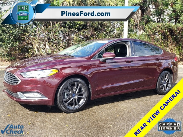 2018 Ford Fusion in Pembroke Pines, FL