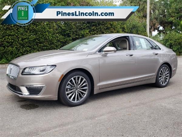 2019 Lincoln MKZ Hybrid Standard