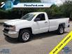 2018 Chevrolet Silverado 1500 Work Truck Regular Cab Long Box 2WD for Sale in Pembroke Pines, FL