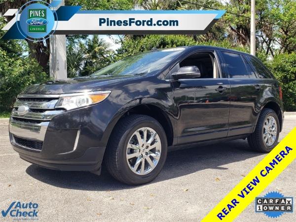 2013 Ford Edge in Pembroke Pines, FL