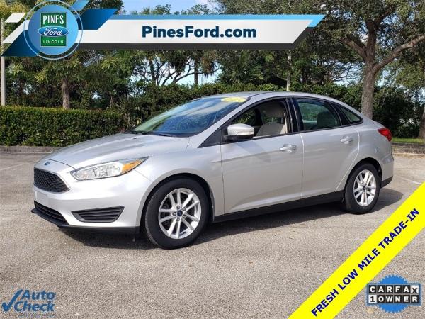 2015 Ford Focus in Pembroke Pines, FL