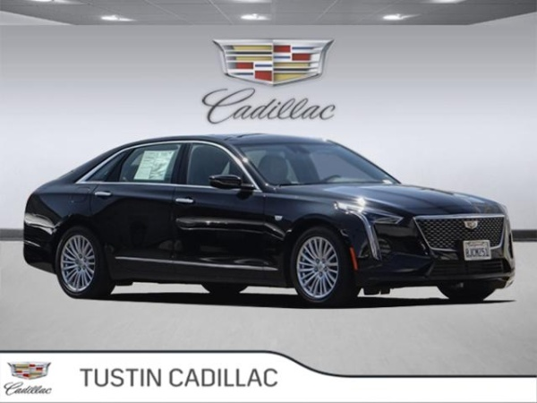 2019 Cadillac CT6 2.0T Luxury