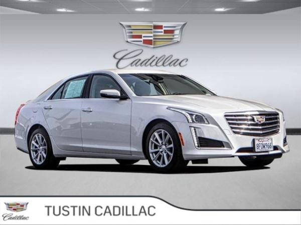 2019 Cadillac CTS 2.0L Turbo RWD