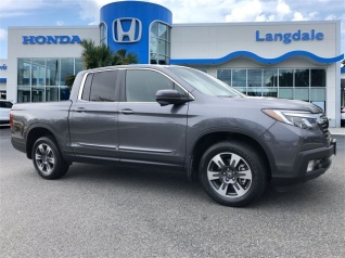 Used 2017 Honda Ridgeline RTL T AWD For Sale In Valdosta, GA
