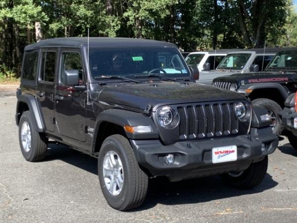 2020 Jeep Wrangler in Ashland, VA