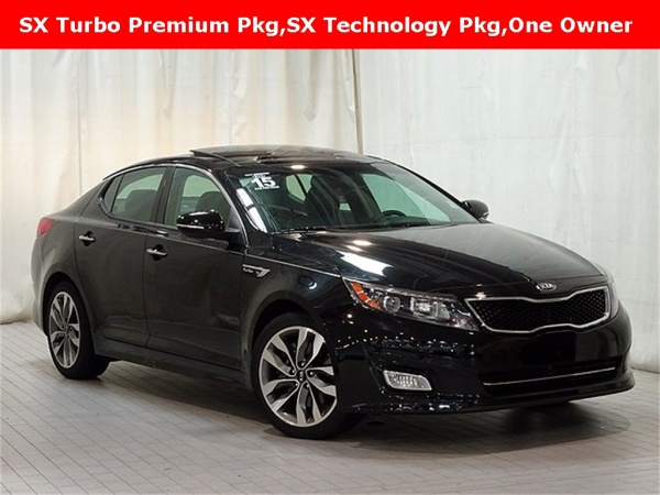 2015 Kia Optima in Raleigh, NC