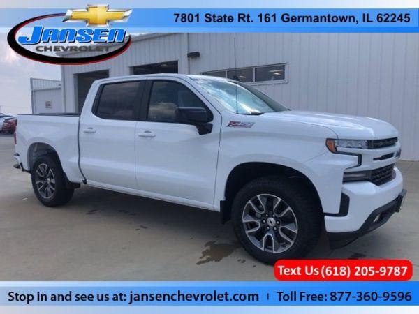 2020 Chevrolet Silverado 1500 in Germantown, IL