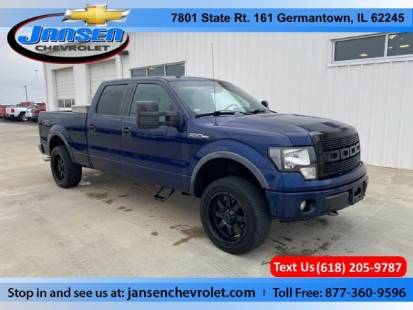 2009 Ford F-150 in Germantown, IL