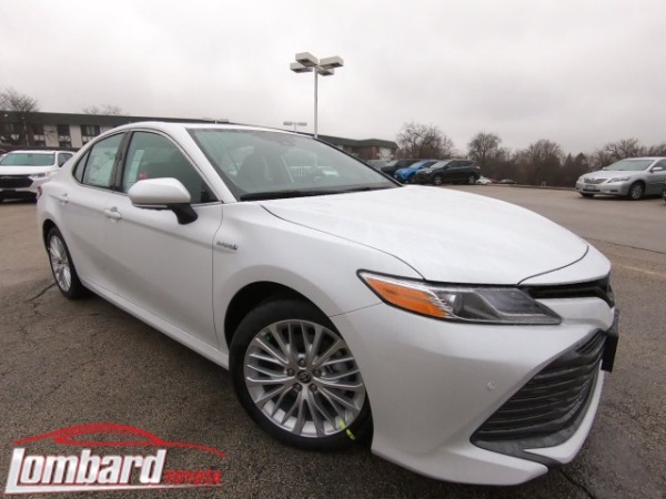 2020 Toyota Camry in Lombard, IL