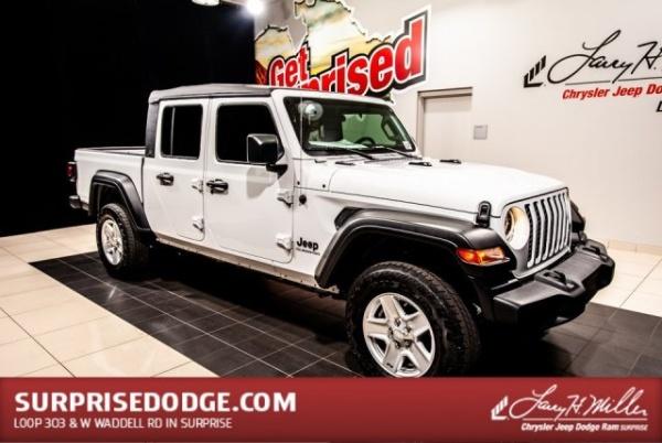 2020 Jeep Gladiator in Surprise, AZ