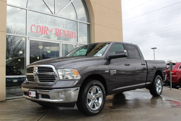 2019 Ram 1500 Classic Big Horn Crew Cab 6 4 Box 4wd For Sale In