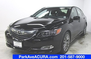 2017 Acura Rlx Fwd With Technology Package For In Rochelle Park Nj
