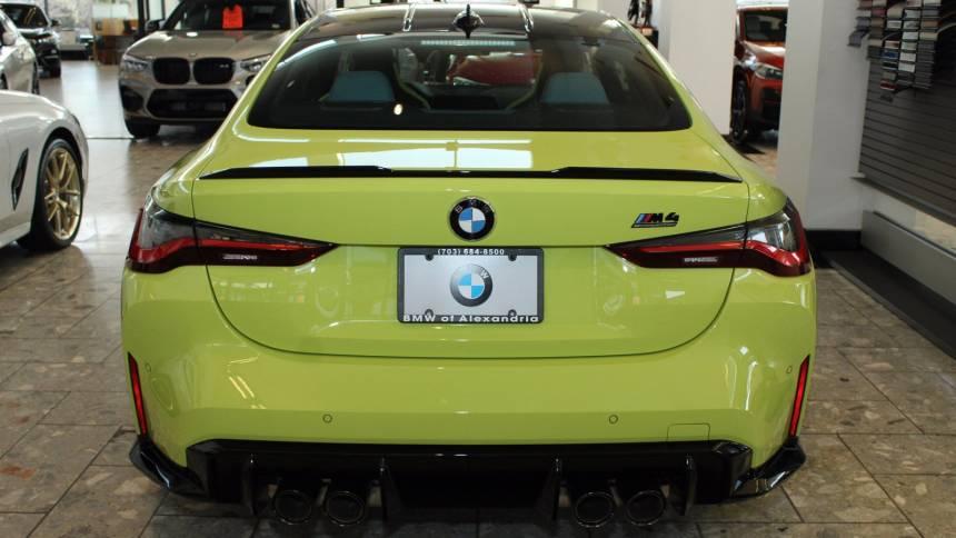 2021 Bmw M4 Competition For Sale In Alexandria Va Truecar