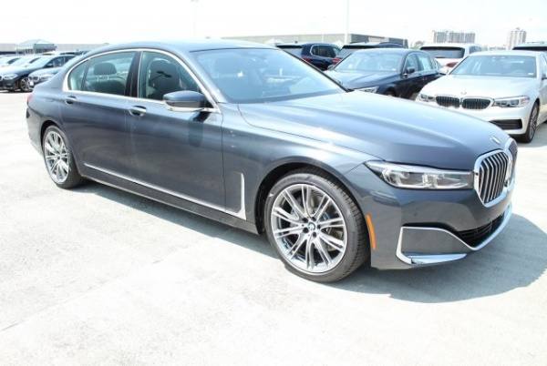 2020 BMW 7 Series in Alexandria, VA