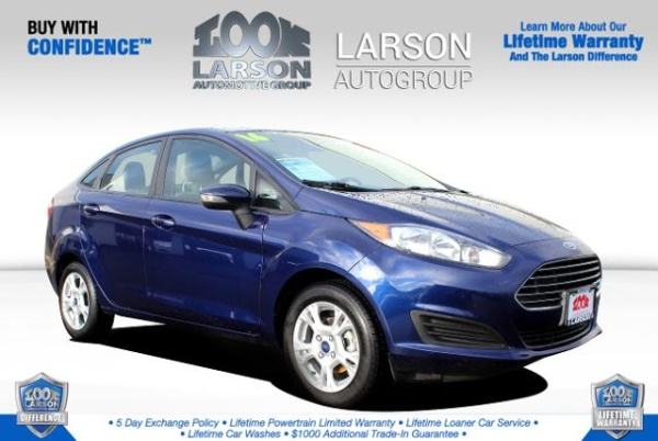 2016 Ford Fiesta in Tacoma, WA