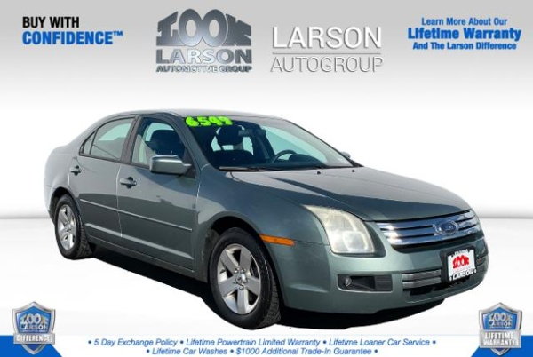2006 Ford Fusion in Tacoma, WA