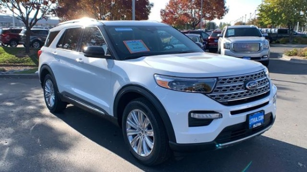 2020 Ford Explorer in Boise, ID