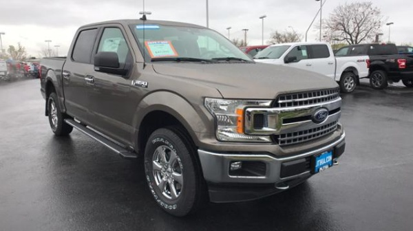 2019 Ford F-150 in Boise, ID