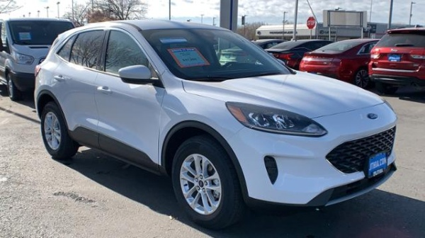 2020 Ford Escape in Boise, ID