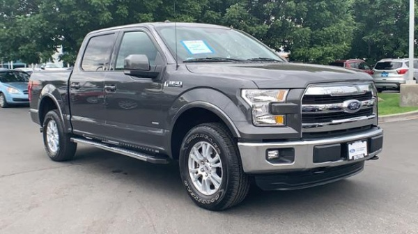 2015 Ford F-150 in Boise, ID