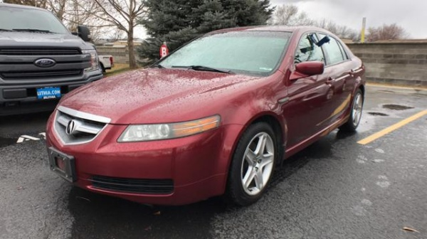2004 Acura TL Automatic with Navigation