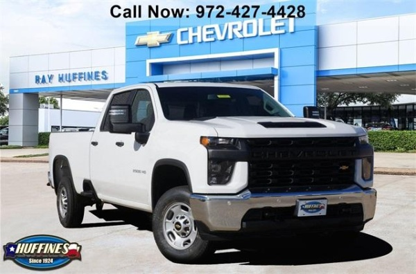 2020 Chevrolet Silverado 2500HD in Plano, TX