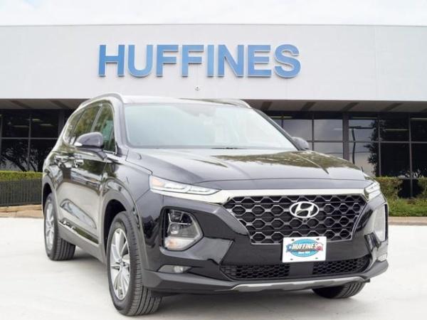 2019 Hyundai Santa Fe Ultimate